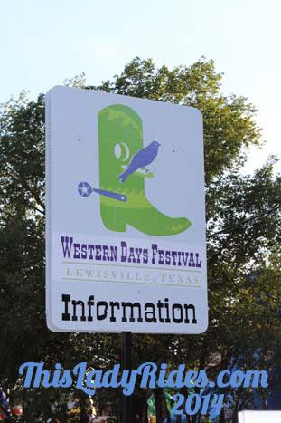 Lewisville Western Days 2014