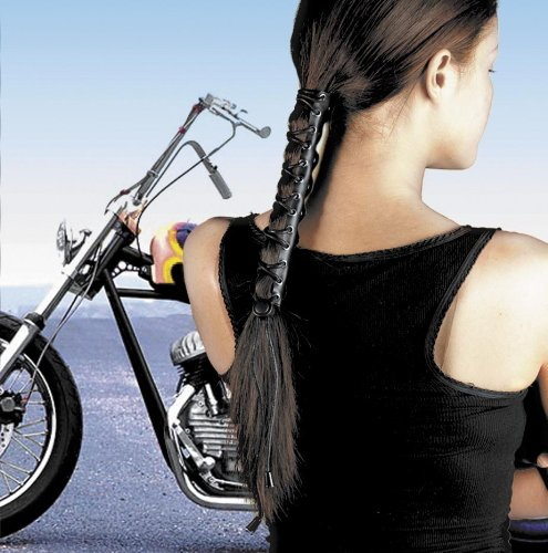 Hair care for lady riders. Preventing damage. ThisLadyRides.com