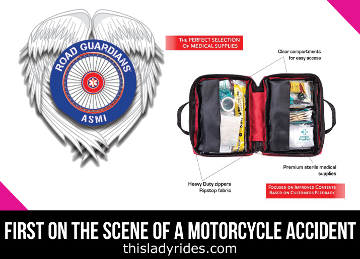First On The Scene Of A Motorcycle Accident: How To Help