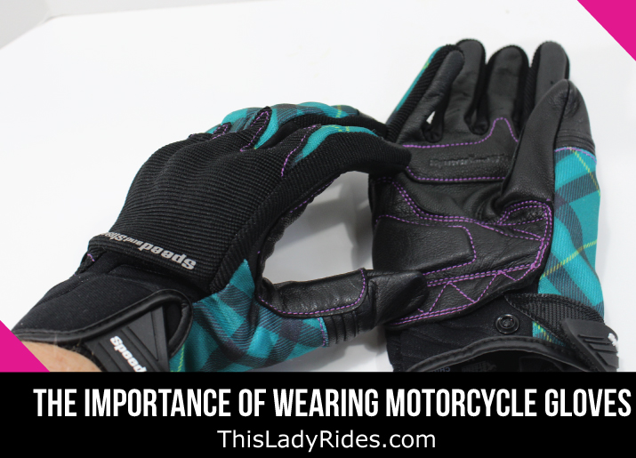 The Importance of Wearing Motorcycle Gloves