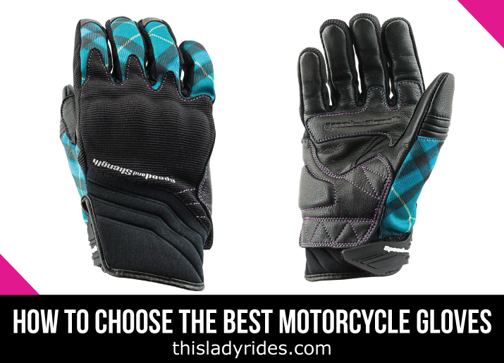 How to Choose the Best Motorcycle Gloves